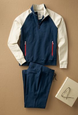 Ballinger Half-Zip Pullover Outfit