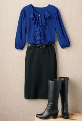 Chantilly Shirt Outfit