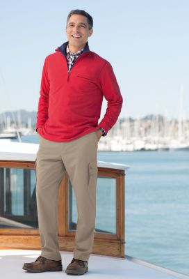 TravelSmith Tahoe Pullover Outfit