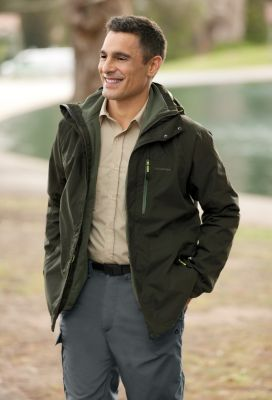 Craghoppers Kiwi Shell Jacket Outfit